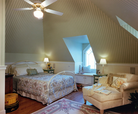 EVANSTON ATTIC RENOVATION